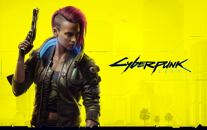 Wallpaper of Video Game, Cyberpunk 2077, Poster background & HD image
