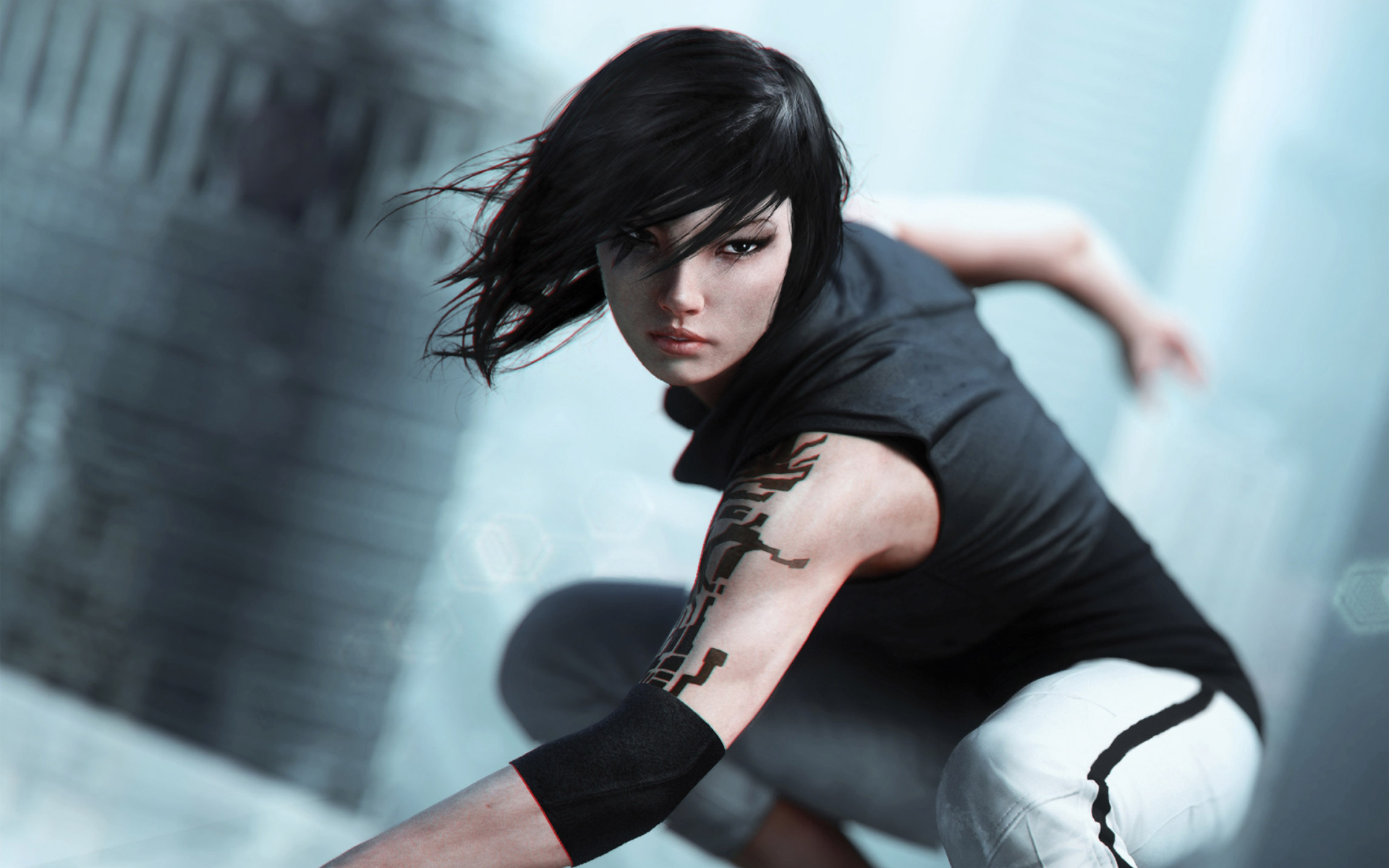 Wallpaper Of Video Game Mirror S Edge Catalyst Background Hd Image