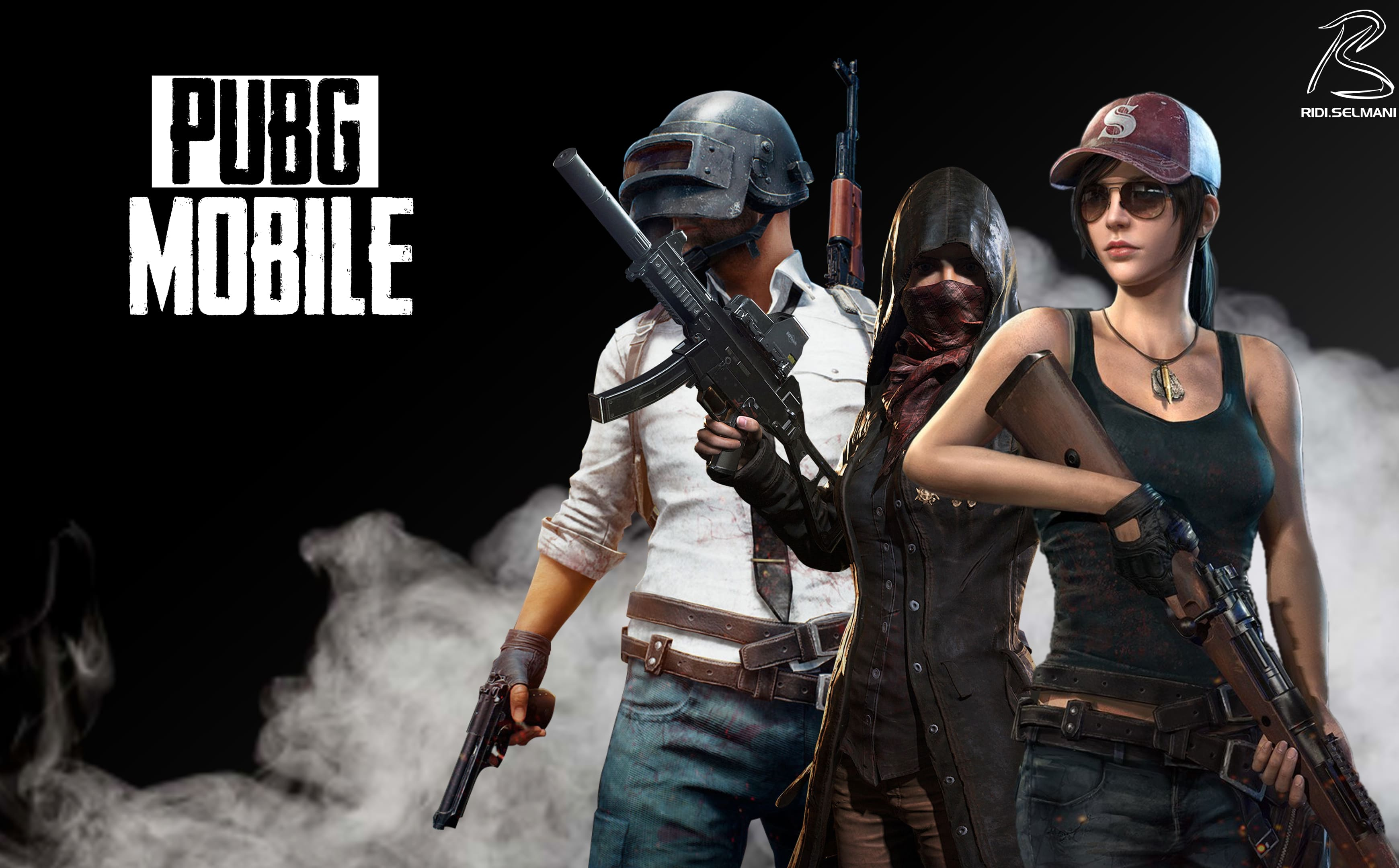 Wallpaper Playerunknown's Battlegrounds, Poster, PUBG