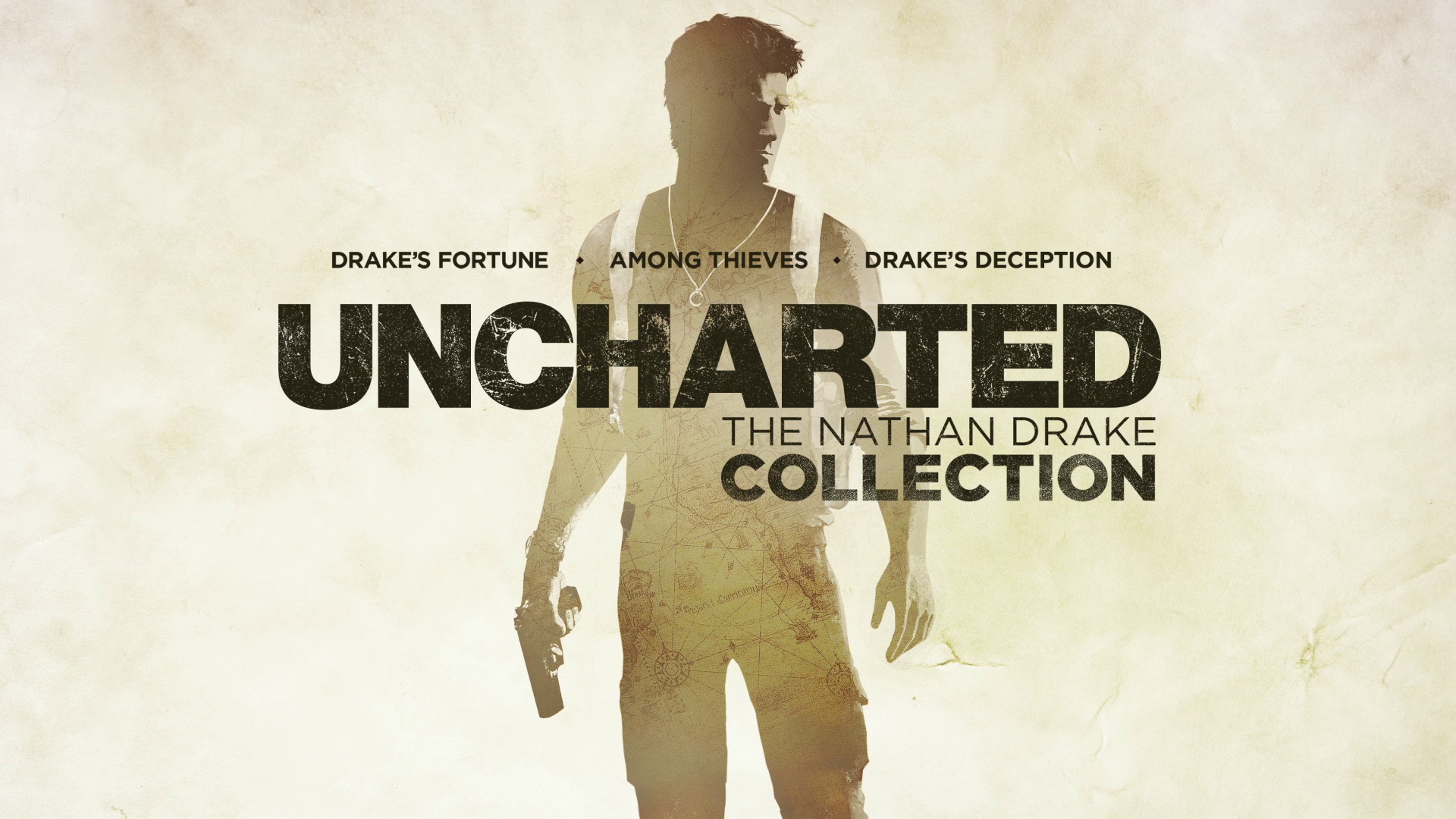 Wallpaper Of Video Game Uncharted The Nathan Drake Collection