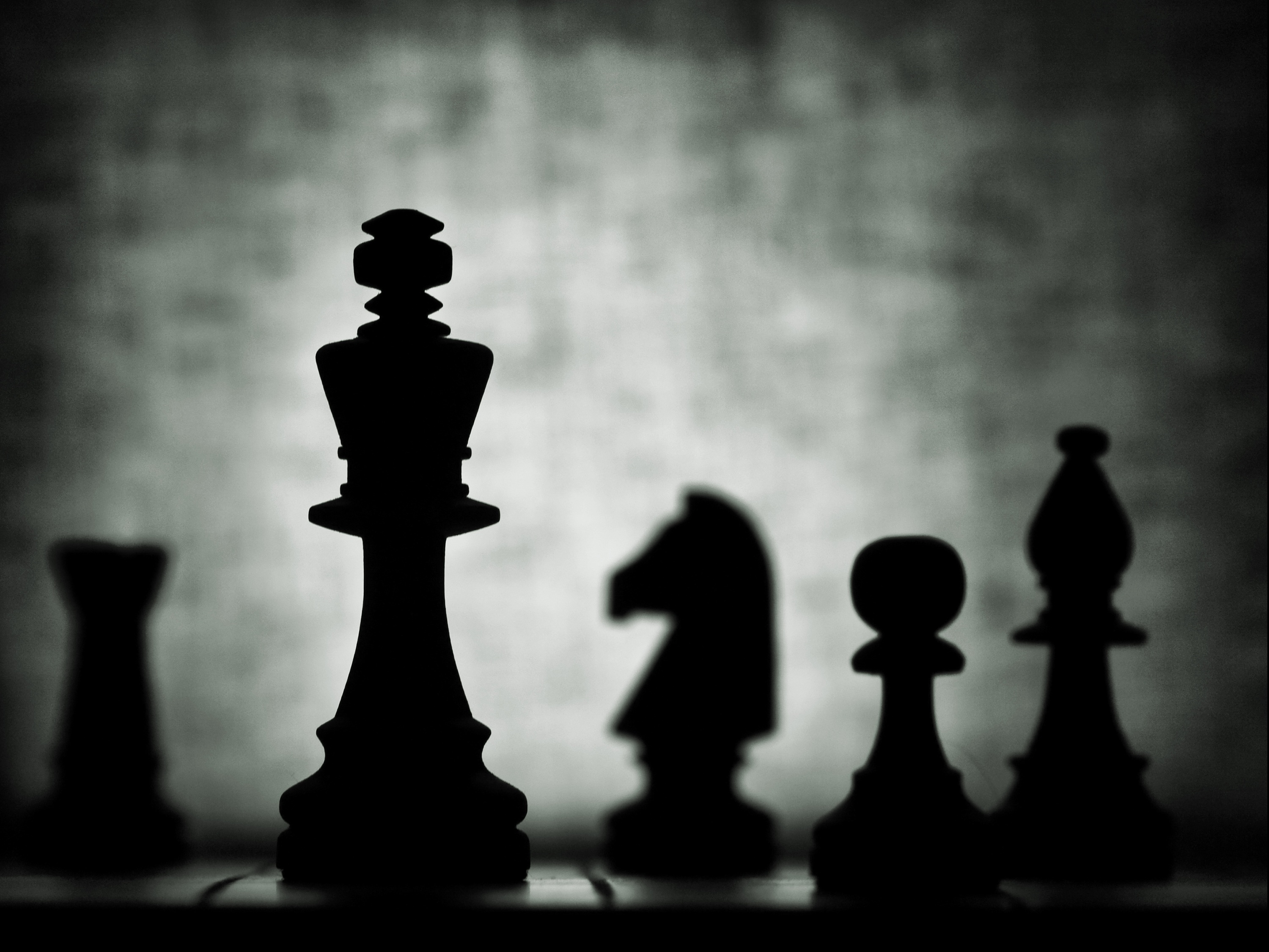 Wallpaper of Game, Chess, Silhouette. King background & HD image