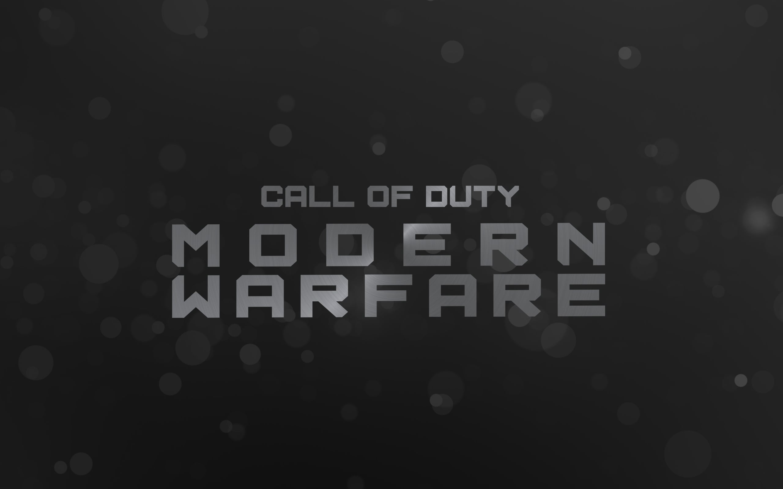 Wallpaper Of Video Game Call Of Duty Modern Warfare Mw4