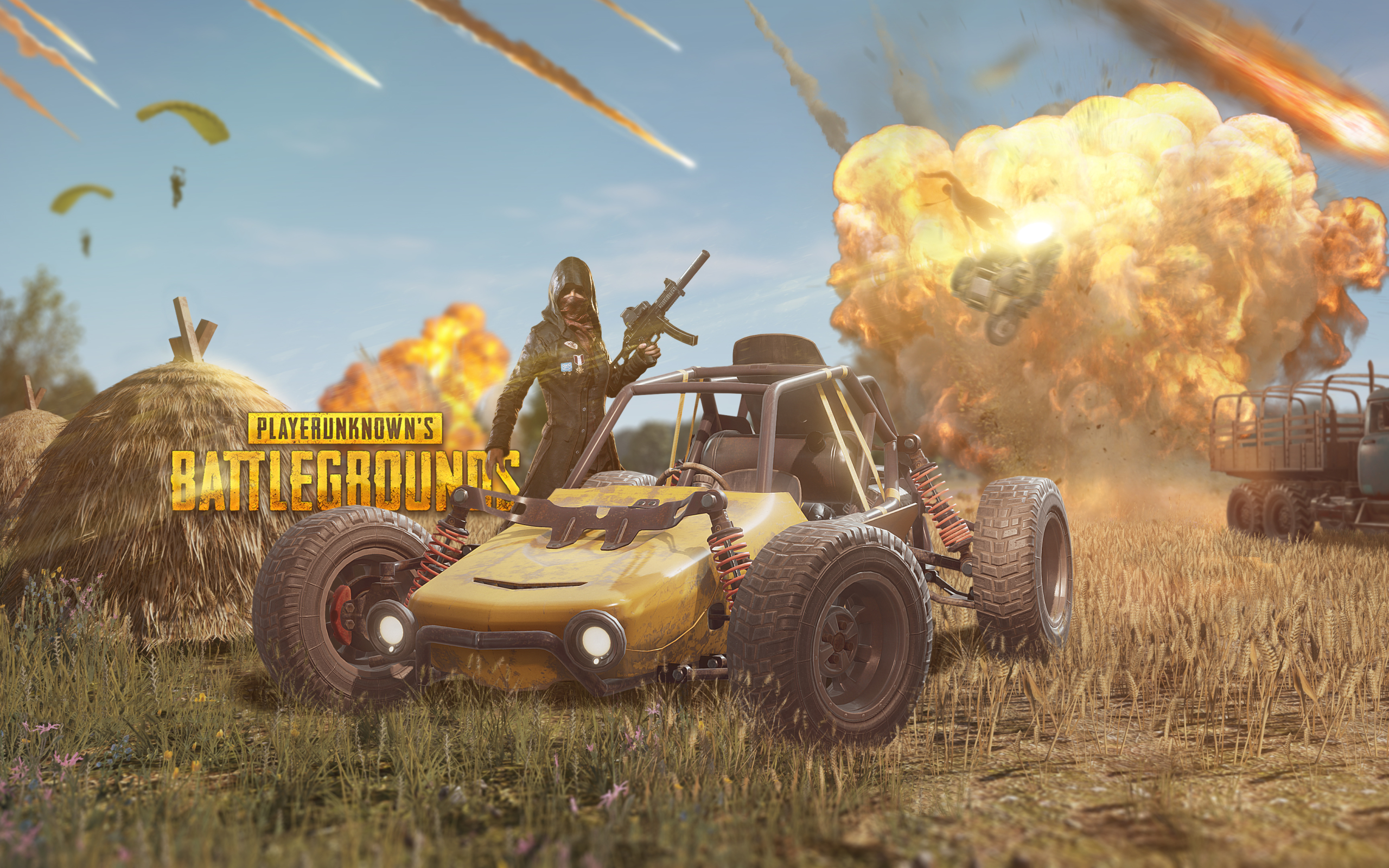 Wallpaper Of Playerunknown S Battlegrounds Pubg Buggy Car