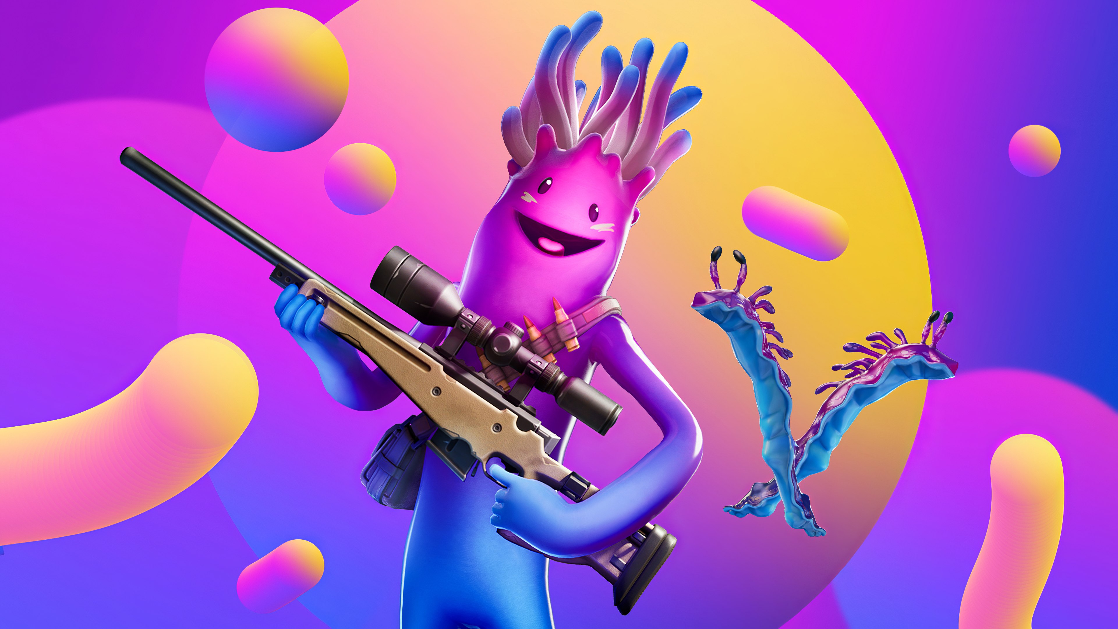 Video Game Fortnite Wallpaper
