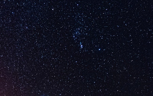 Preview wallpaper of Starry Sky, Space, Galaxy, Night