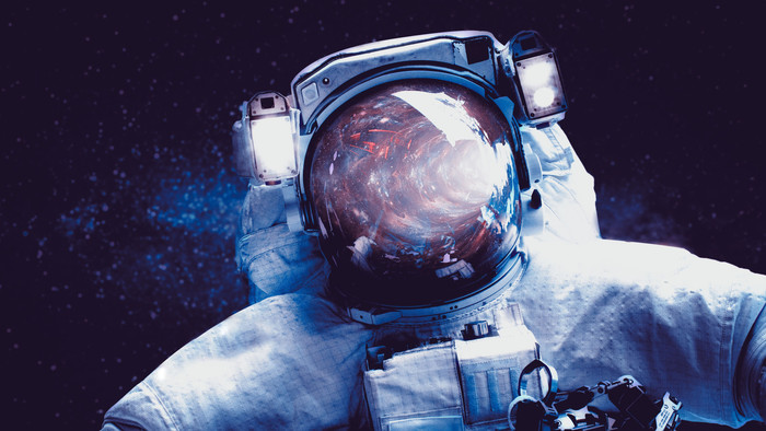 Wallpaper of Sci Fi, Astronaut, Art, Space background & HD image