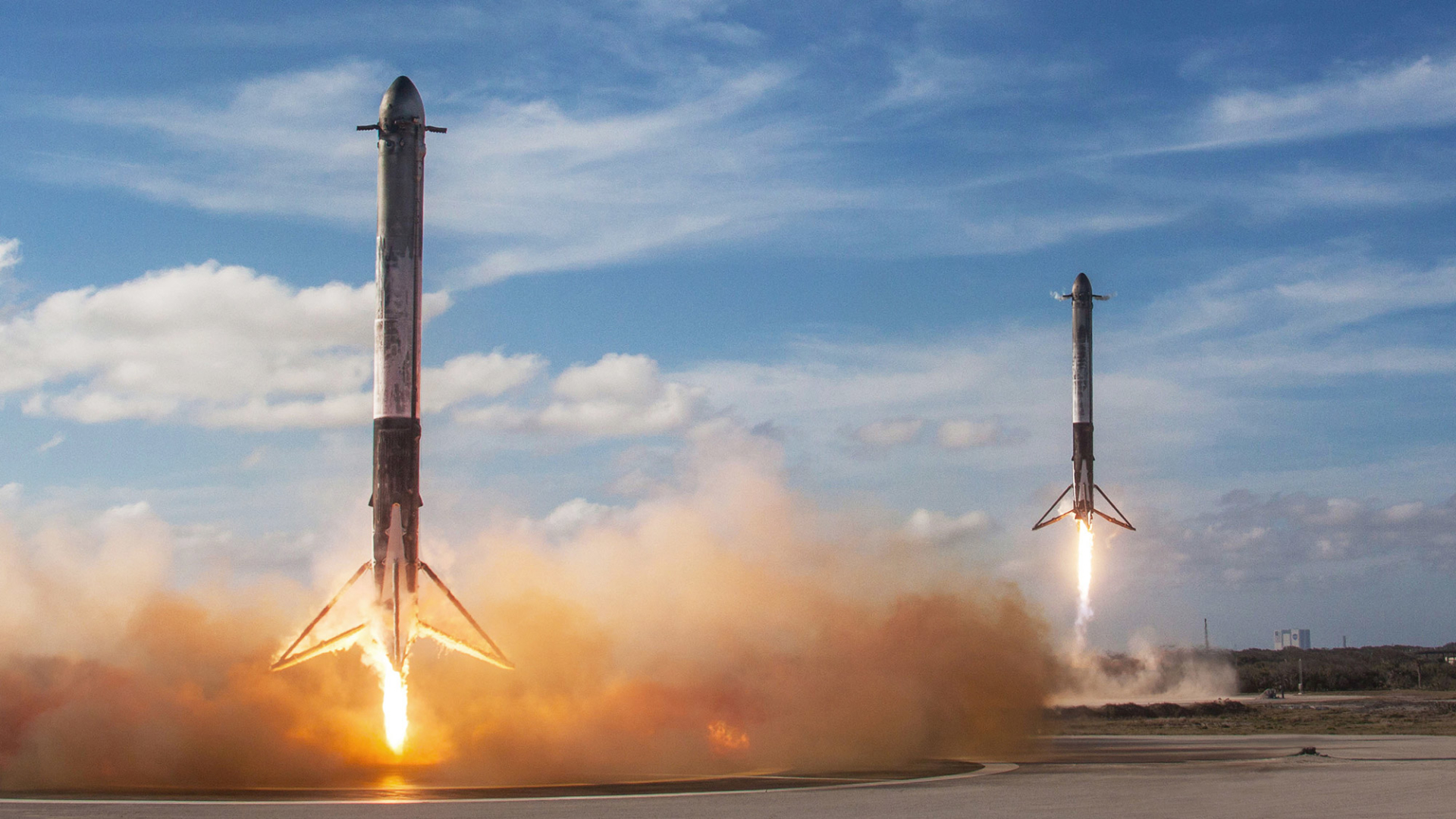 Wallpaper Of Technology Spacex Rocket Background Hd Image