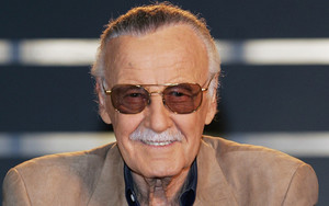 Preview wallpaper of Stan Lee, Director, Writer, Publisher