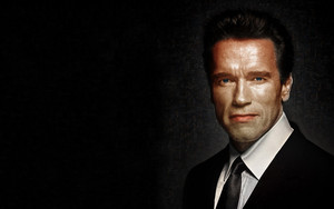 Смотреть обои Arnold Schwarzenegger, Actor, Art