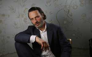 Preview wallpaper of Actor, Andrew Lincoln, Boy, Celebrity, Man