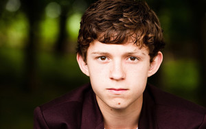 Preview wallpaper of Actor, English, Face, Tom Holland
