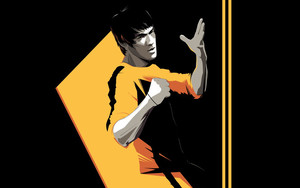 Preview wallpaper of Bruce Lee, Celebrity, Man, Sport, Legend