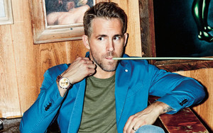 Preview wallpaper of Actor, Canadian, Celebrity, Man, Ryan Reynolds