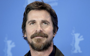 Preview wallpaper of Actor, Beard, Christian Bale, English, Face