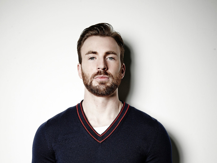 Actor, American, Beard, Chris Evans Wallpaper. Download Men (Мужчины) HD desktop background image