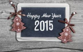 Preview wallpaper Happy New Year 2015