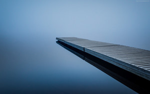 Preview wallpaper of Dock, Water, Reflection