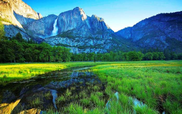 Обои природа, Yosemite National Park