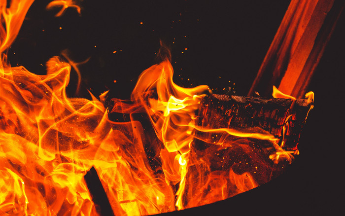 Wallpaper of Bonfire, Fire, Firewood background & HD image