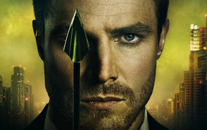 Preview wallpaper of Arrow, Stive Amell, Oliver Queen