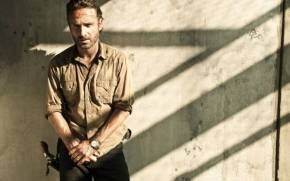 Preview wallpaper of Rick Grimes, The Walking Dead, TV-Series