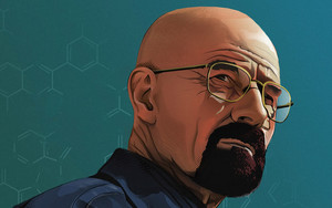 Preview wallpaper of Art, Breaking Bad, Walter White