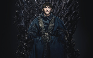 Preview wallpaper of Bran Stark, Isaac Hempstead-Wright, Game of Throne