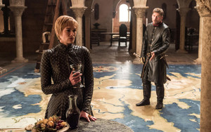 Preview wallpaper of Cersei Lannister, Game Of Thrones, Jaime Lannister