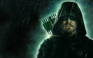 Preview wallpaper of Arrow, TV Show, Stephen Amell