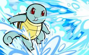 Preview wallpaper of Pokémon, Squirtle