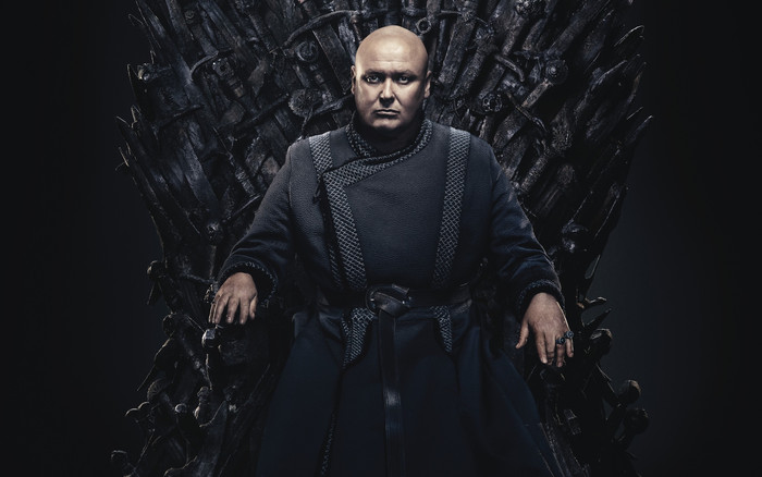 Wallpaper of Conleth Hill, Lord Varys, Game of Thrones, Throne background & HD image