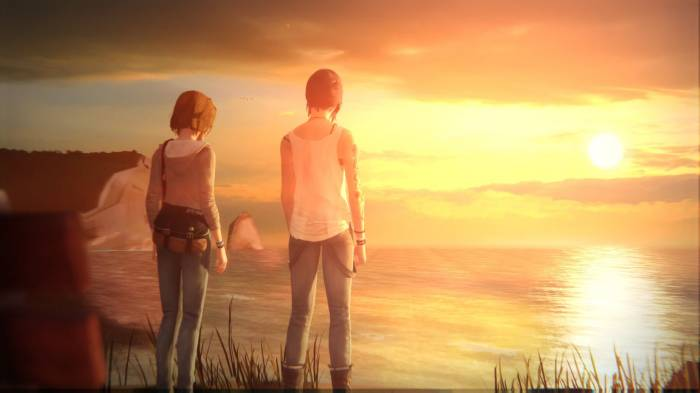 HD Обои Max Caulfield, Chloe Price
