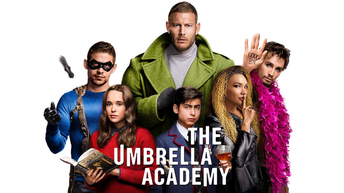 Wallpaper of TV, TV Show, The Umbrella Academy background & HD image