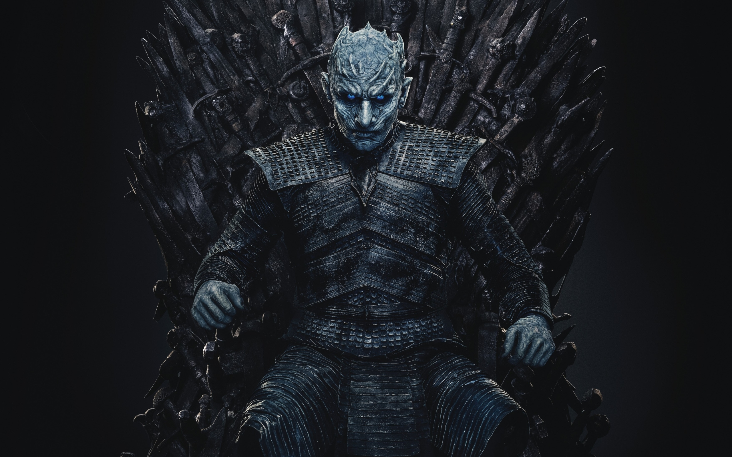 Wallpaper Of Night King Game Of Thrones Throne Background Hd Image