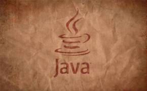Preview wallpaper  Java, <b>logo</b>, programming, Cup of coffee