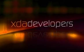 Смотреть обои xdadevelopers, XDA, android