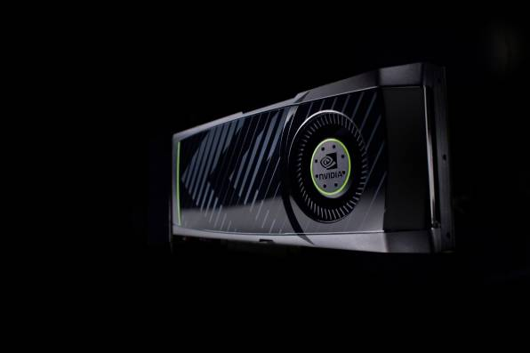 Обои Nvidia GeForce GTX 580 Видеокарта