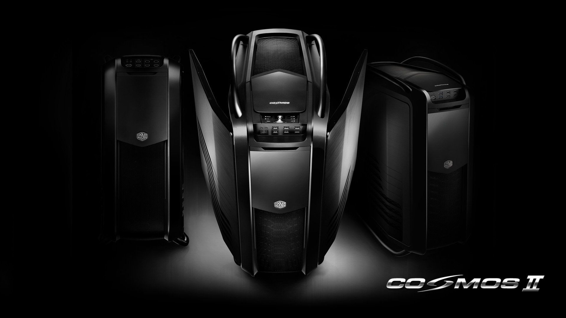 HD Wallpaper Of Cooler Master Cosmos 2