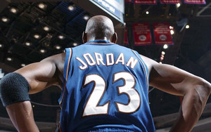 Смотреть обои NBA, Basketball, Michael Jordan Washington, Wizard