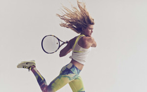 Preview wallpaper of Canadian, Eugenie Bouchard, Tennis, Sport