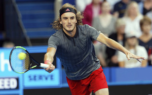 Preview wallpaper of Greek, Stefanos Tsitsipas, Tennis, Sport