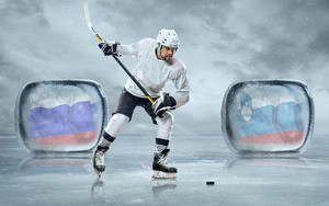 Preview wallpaper of Hockey, Man, Sport