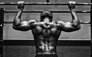 Preview wallpaper of Tightening, Back, Workout, Muscle, Athlete