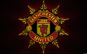 Preview wallpaper of Emblem, Logo, Manchester United, F.C., Soccer, FC