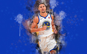 Preview wallpaper of Golden State Warriors, Klay Thompson, NBA, GSW