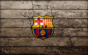 Preview wallpaper of Emblem, FC, Barcelona, Logo, Soccer
