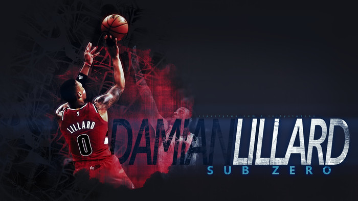 HD Wallpaper of Basketball, NBA, Sub Zero, Lillard