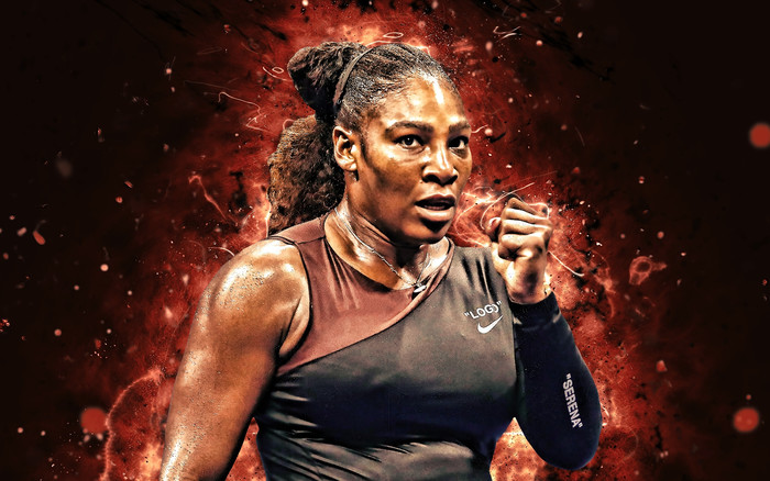 Wallpaper of American, Serena Williams, Tennis, Sport background & HD image