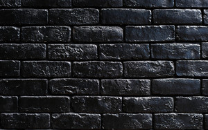Preview wallpaper of Wall, Brick. Dark, Texture