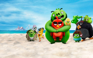 Preview wallpaper  <b>Movie</b>, The Angry Birds <b>Movie</b> 2